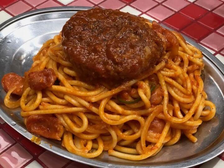 スパゲッティーのパンチョ