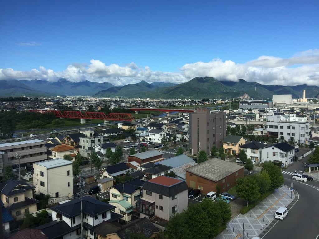 長野県,上田市